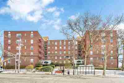 North Bergen Condo/Townhouse For Sale: 8300 Blvd East #4H