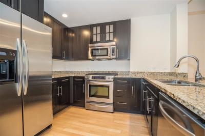 Hoboken Condo/Townhouse For Sale: 1125 Maxwell Lane #542