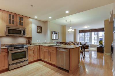 Hoboken Condo/Townhouse For Sale: 1125 Maxwell Lane #310