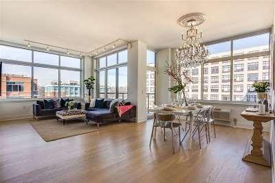 Hoboken Condo/Townhouse For Sale: 1400 Hudson St #1208