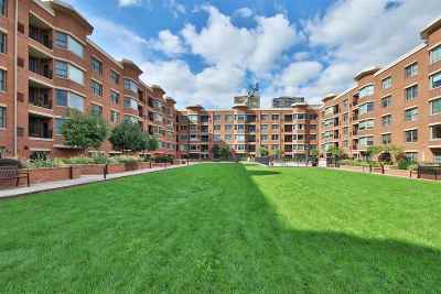 West New York Condo/Townhouse For Sale: 20 Avenue At Port Imperial #415