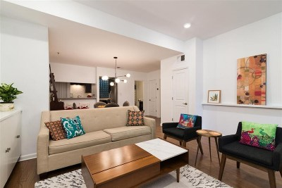 Jersey City Condo/Townhouse For Sale: 186 Wayne St #117