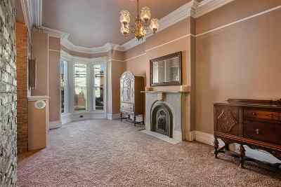 Jersey City Single Family Home For Sale: 25 Magnolia Ave