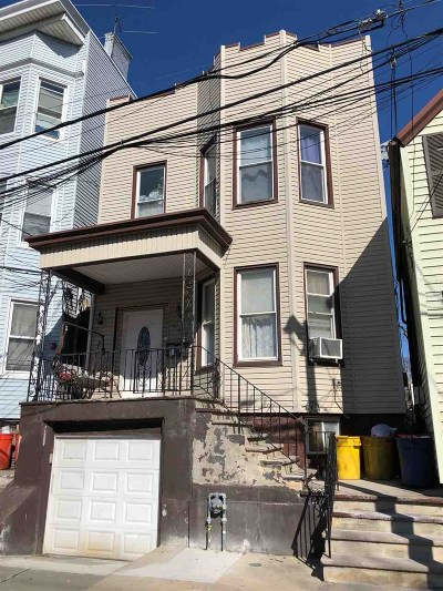 Union City Multi Family Home For Sale: 610 14th St