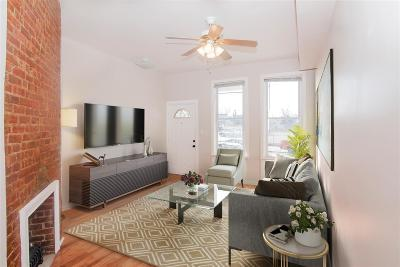 Jersey City Single Family Home For Sale: 106 Stegman St