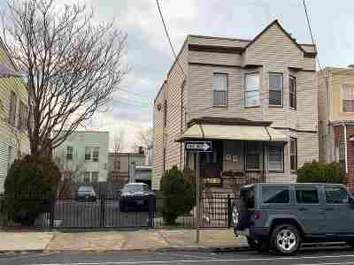 Jersey City Multi Family Home For Sale: 134 Van Nostrand Ave