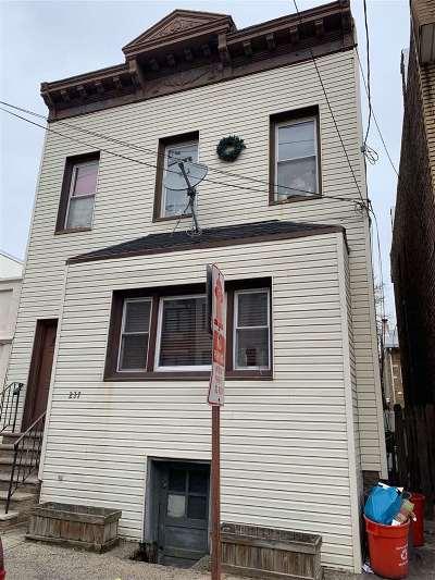 Cliffside Park Multi Family Home For Sale: 237 Walker St