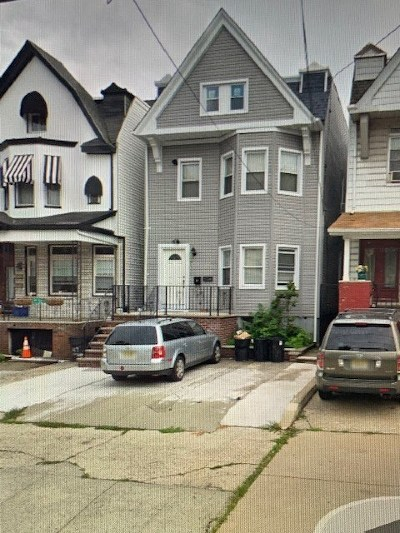 Jersey City Multi Family Home For Sale: 49 Highland Ave