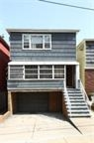 Jersey City Multi Family Home For Sale: 300 Randolph Ave