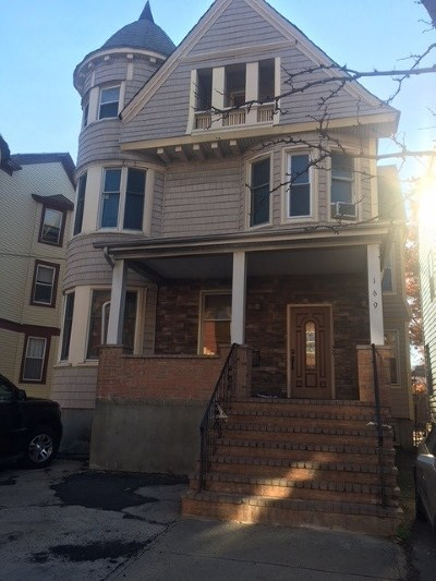 Jersey City Multi Family Home For Sale: 169 Harrison Ave