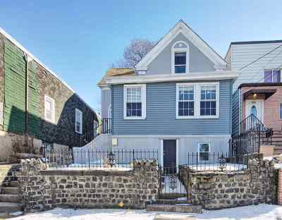 North Bergen Single Family Home For Sale: 904 Liberty Ave