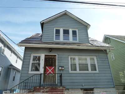 North Bergen Multi Family Home For Sale: 7422 5th Ave