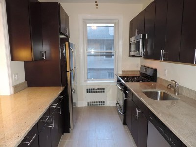 Jersey City Condo/Townhouse For Sale: 340 Fairmount Ave #206