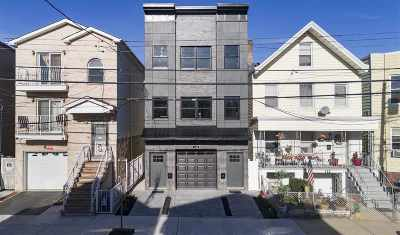 Jersey City Condo/Townhouse For Sale: 114 Bleecker St #1