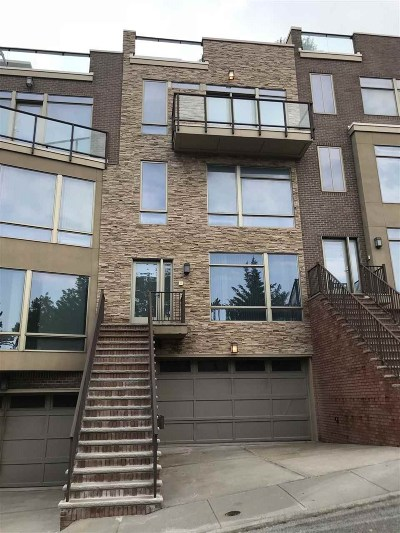 North Bergen Condo/Townhouse For Sale: 8705 Churchill Rd
