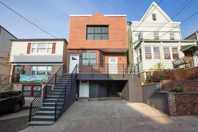 Jersey City Multi Family Home For Sale: 258 Hutton St