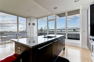 Jersey City Condo/Townhouse For Sale: 2 2nd St #4002