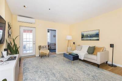 Hoboken Condo/Townhouse For Sale: 814 Willow Ave #4L