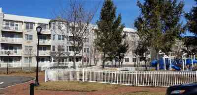 Jersey City Condo/Townhouse For Sale: 4 Constellation Pl #206