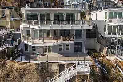 Edgewater Single Family Home For Sale: 19 Shore Rd