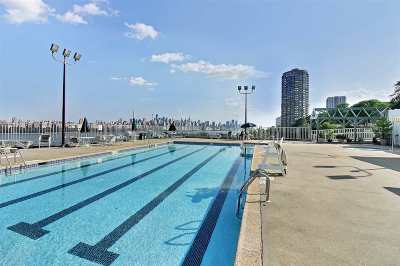 North Bergen Condo/Townhouse For Sale: 8600 Blvd East #5B