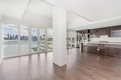 Weehawken Condo/Townhouse For Sale: 800 Avenue At Port Imperial #1009