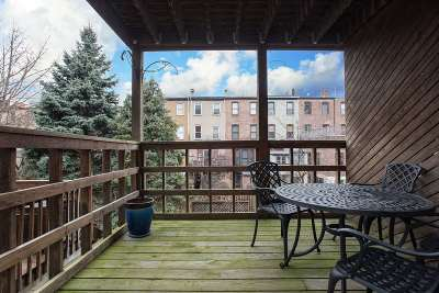 Jersey City Condo/Townhouse For Sale: 98 Bright St #2L