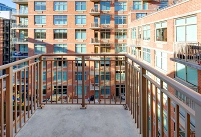 Hoboken Condo/Townhouse For Sale: 1450 Washington St #518