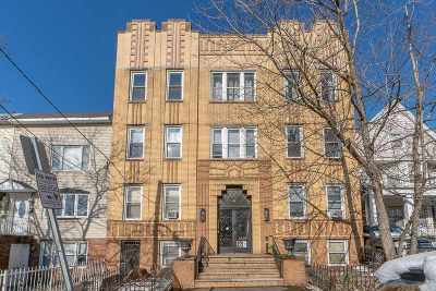 Jersey City Condo/Townhouse For Sale: 292 Harrison Ave #B3