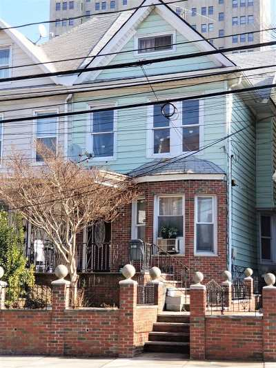 Jersey City Single Family Home For Sale: 228 Summit Ave
