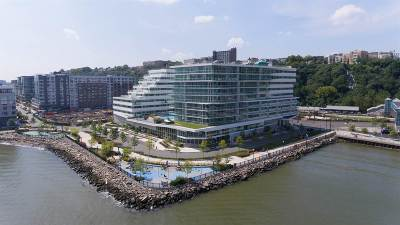Weehawken Condo/Townhouse For Sale: 800 Avenue At Port Imperial #317
