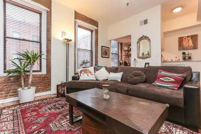 Jersey City Condo/Townhouse For Sale: 158 Wayne St #217A