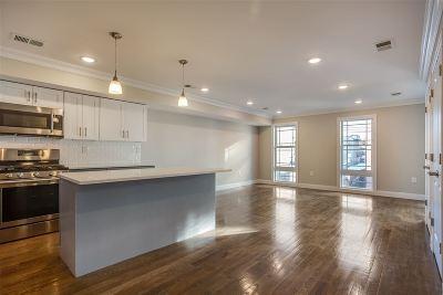 Jersey City Condo/Townhouse For Sale: 63 Skillman Ave #3
