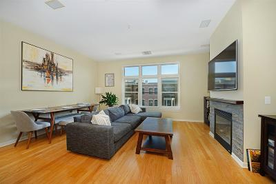 Hoboken Condo/Townhouse For Sale: 1200 Grand St #630