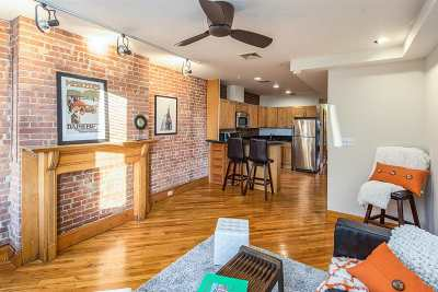 Hoboken Condo/Townhouse For Sale: 123 Willow Ave #7