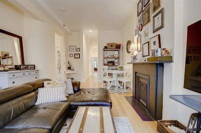 Jersey City Condo/Townhouse For Sale: 343 4th St #1