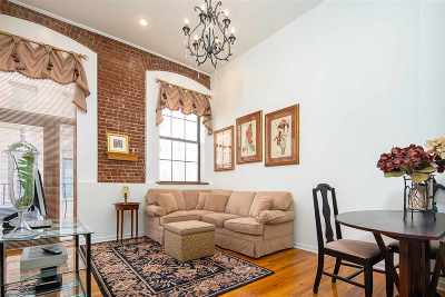 Hoboken Condo/Townhouse For Sale: 1015 Grand St #3D