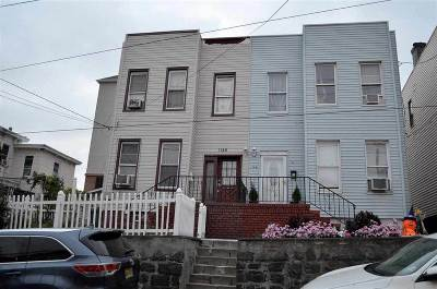 North Bergen Single Family Home For Sale: 1148 51st St