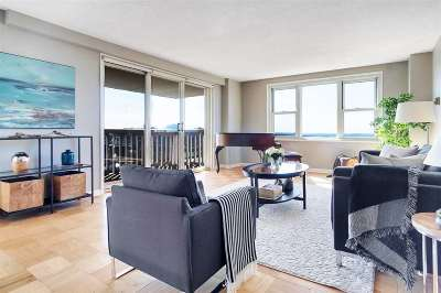 Fort Lee Condo/Townhouse For Sale: 555 North Ave #11F