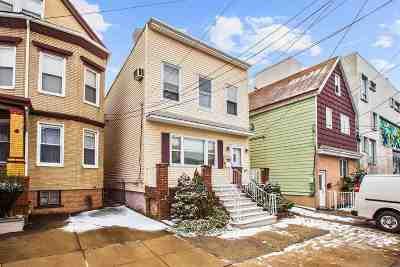 Bayonne Single Family Home For Sale: 360 Avenue C