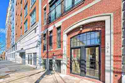Jersey City Condo/Townhouse For Sale: 104 York St #3