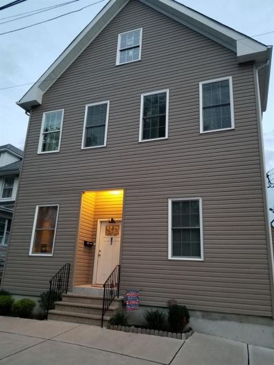 Ridgefield Park Multi Family Home For Sale: 87 Euclid Ave