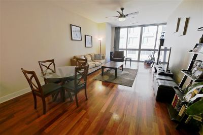 Jersey City Condo/Townhouse For Sale: 201 Luis M Marin Blvd #902