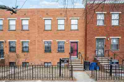Jersey City Single Family Home For Sale: 312 9th St