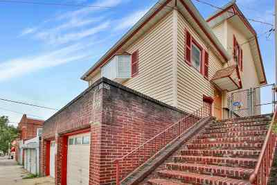 West New York Single Family Home For Sale: 56 62nd St