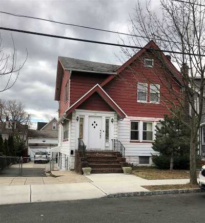 Belleville Multi Family Home For Sale: 43 Tappan Ave