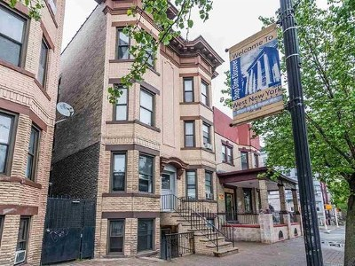 West New York Condo/Townhouse For Sale: 402 60th St #7