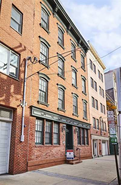Hoboken Condo/Townhouse For Sale: 221 Willow Ave #3R