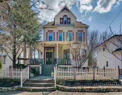 Rutherford Single Family Home For Sale: 209 Wood St