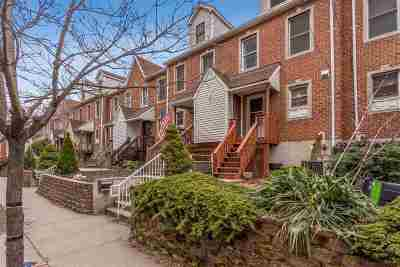 Jersey City Single Family Home For Sale: 319 10th St